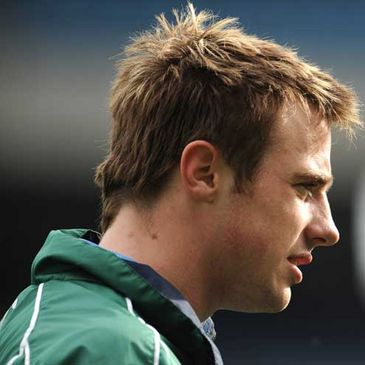 Ulster and Ireland winger Tommy Bowe