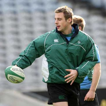 Ulster and Ireland's Tommy Bowe is in the running for two IRUPA awards
