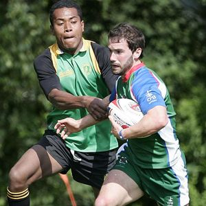 DHL Exiles 7s in Action