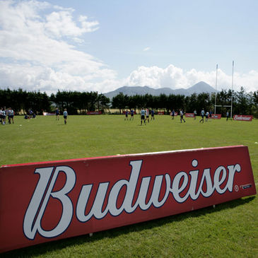 Budweiser Tag Festival rolls on!