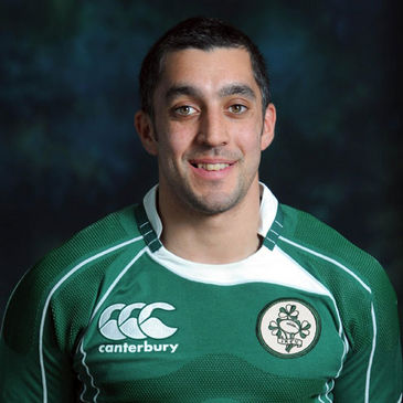 Kieran Campbell will captain the Ireland Sevens side in the Rugby World Cup