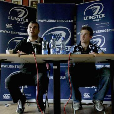 Leinster's midweek press conference