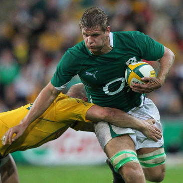 Chris Henry will captain the Ireland Wolfhounds against Scotland 'A'