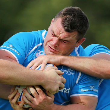 Cian Healy is closing in on his 100th Leinster cap