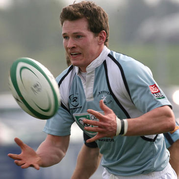 Ciaran O'Boyle in action for Garryowen