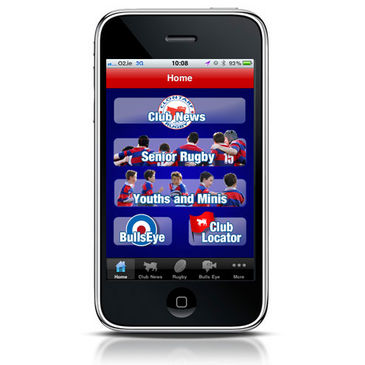 Clontarf have launched their own iPhone App