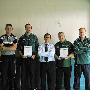 IRFU Certified Conditioning Courses