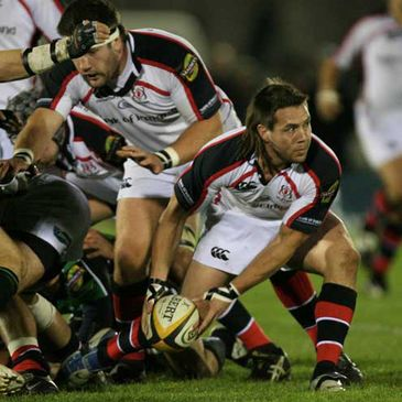 Isaac Boss is hoping to start for Ulster against the Ospreys