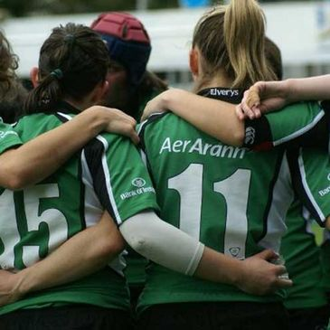Connacht Women's rugby is thriving