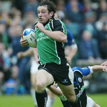 Daniel Riordan is back in the Connacht squad