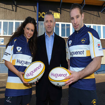 Huguenot have come on board as Dolphin's sponsors