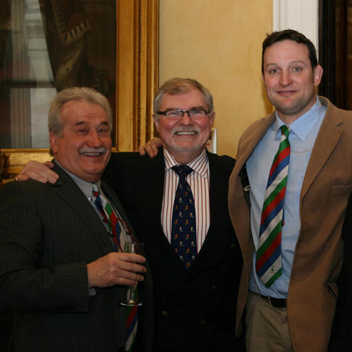 'A Lost Afternoon With The Exiles' Lunch, Pall Mall, London, Friday, February 26, 2010