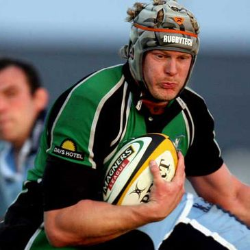 Andrew Farley has extended his stay at Connacht