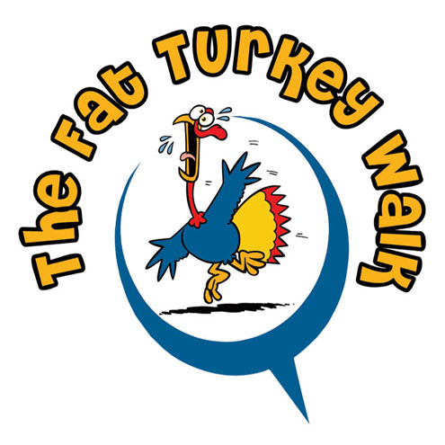 The Fat Turkey Walk