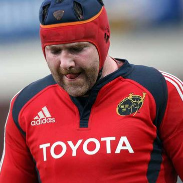 Munster legend Anthony Foley