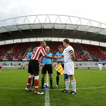 'A Day For Shane' at Thomond Park