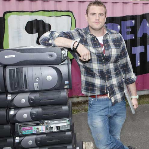 Jamie Heaslip gave his support to Camara recently