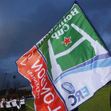 The Heineken Cup's knock-out stages get underway this weekend