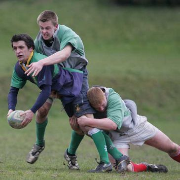Ballynahinch v Ireland Under-19s