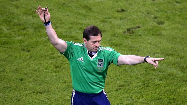 Rolland Announced As World Rugby Match Officials Manager