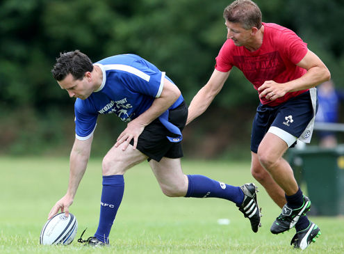 2014 All-Ireland Championships, Old Belvedere RFC, Saturday 26th July (Pt3)