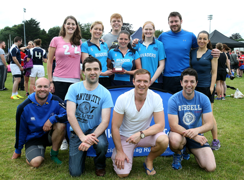 2014 All-Ireland Championships, Old Belvedere RFC, Saturday 26th July (Pt1)