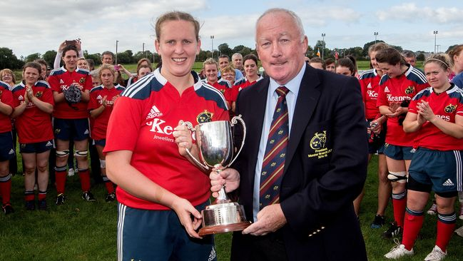 Laura Guest Appointed As New Munster Women's Head Coach