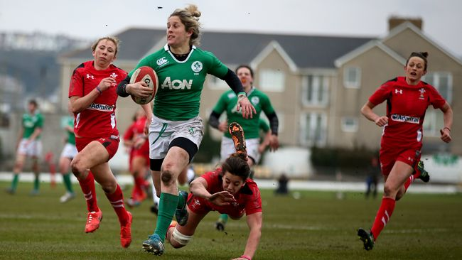 Ireland Women's Team Confirmed For Wales Clash