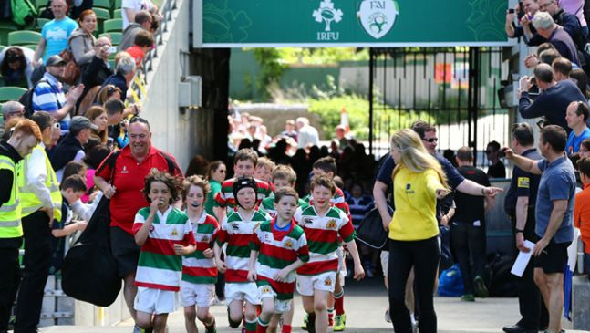 Aviva Stadium Mini Rugby Draw Winners Announced