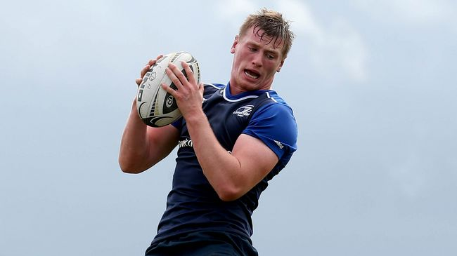 Second Row Thornbury Signs For Connacht