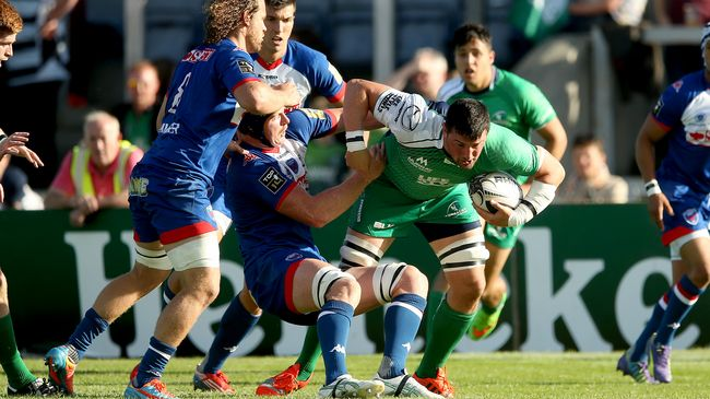 Connacht Face Grenoble Trip In Quarter-Finals