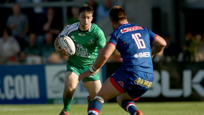 Date & Kick-Off Time Confirmed For Connacht's Clash With Grenoble