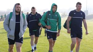 Ireland Squad Training At Surrey Sports Park, Guildford, Friday, October 2, 2015