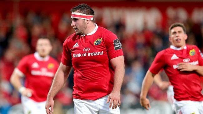 Munster's Cronin Suspended For Four Weeks