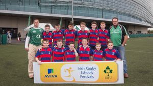 Aviva Irish Schools Rugby Festival, Aviva Stadium, Sunday, October 11, 2015