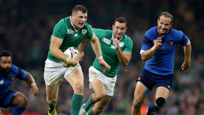 RBS 6 Nations Preview: France v Ireland