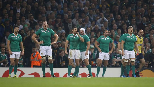 Ireland 20 Argentina 43 - In The Players' Words