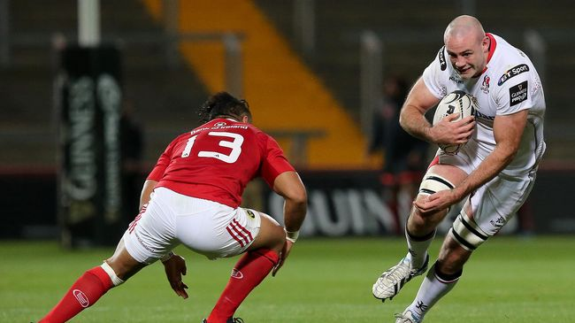Stevenson Released Early From Ulster Contract