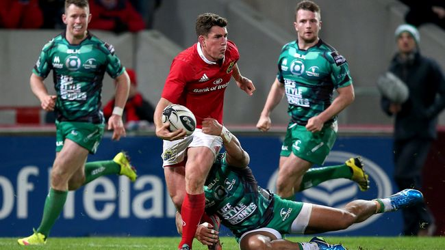 GUINNESS PRO12 Preview: Munster v Connacht