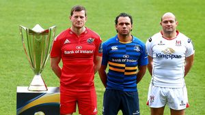 2015/16 European Champions Cup/Challenge Cup Launch, Twickenham Stoop, Wednesday, November 4, 2015