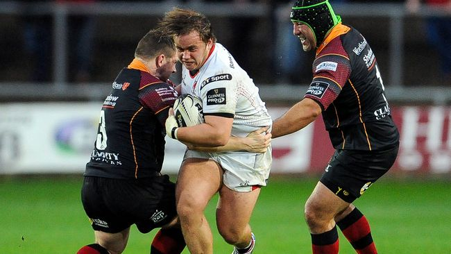 GUINNESS PRO12 Preview: Ulster v Newport Gwent Dragons