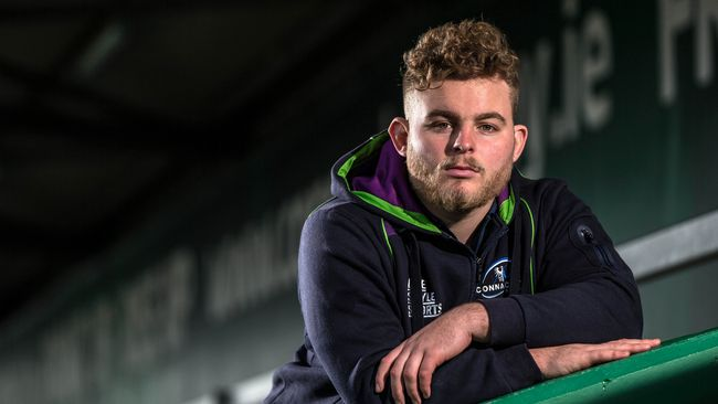 Bealham Signs Contract Extension With Connacht