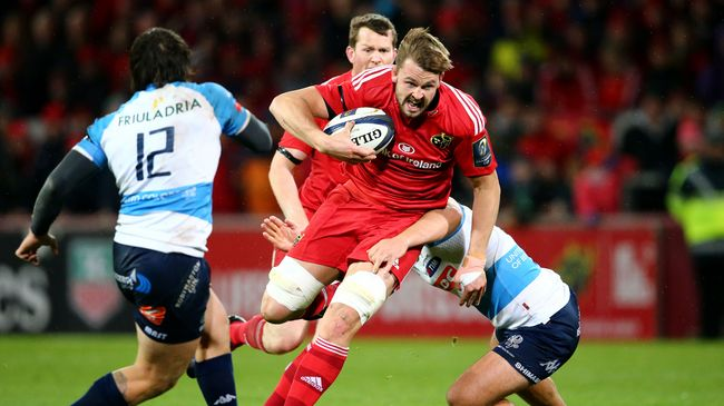 European Champions Cup Preview: Benetton Treviso v Munster