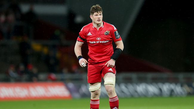 Foley Makes Four Changes To Munster Team
