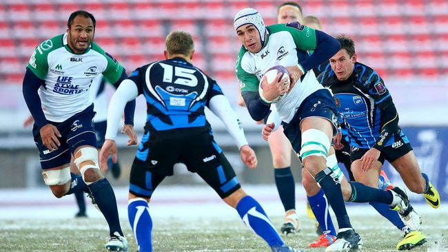 European Challenge Cup Preview: Connacht v Enisei-STM