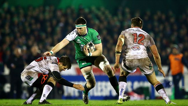 GUINNESS PRO12 Preview: Connacht v Ulster
