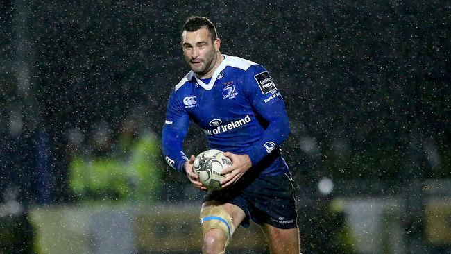 Dave Kearney To Become Leinster's Latest Centurion