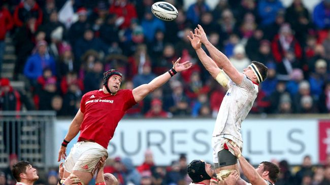 Ulster And Munster Issue Injury Updates Ahead Of Interpro