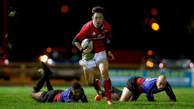 Sweetnam Set For First PRO12 Start