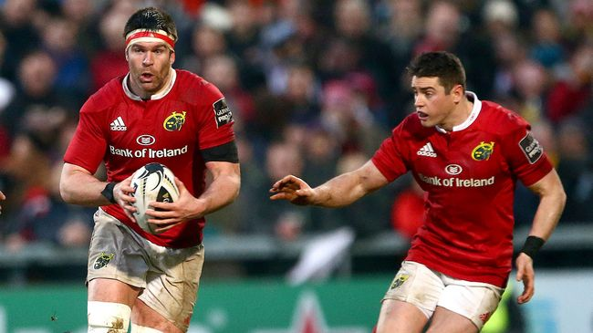 Ronan O'Mahony Returns To Munster Side